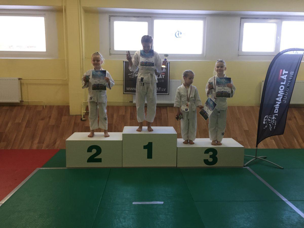 Зимний турнир ниндзя 2018