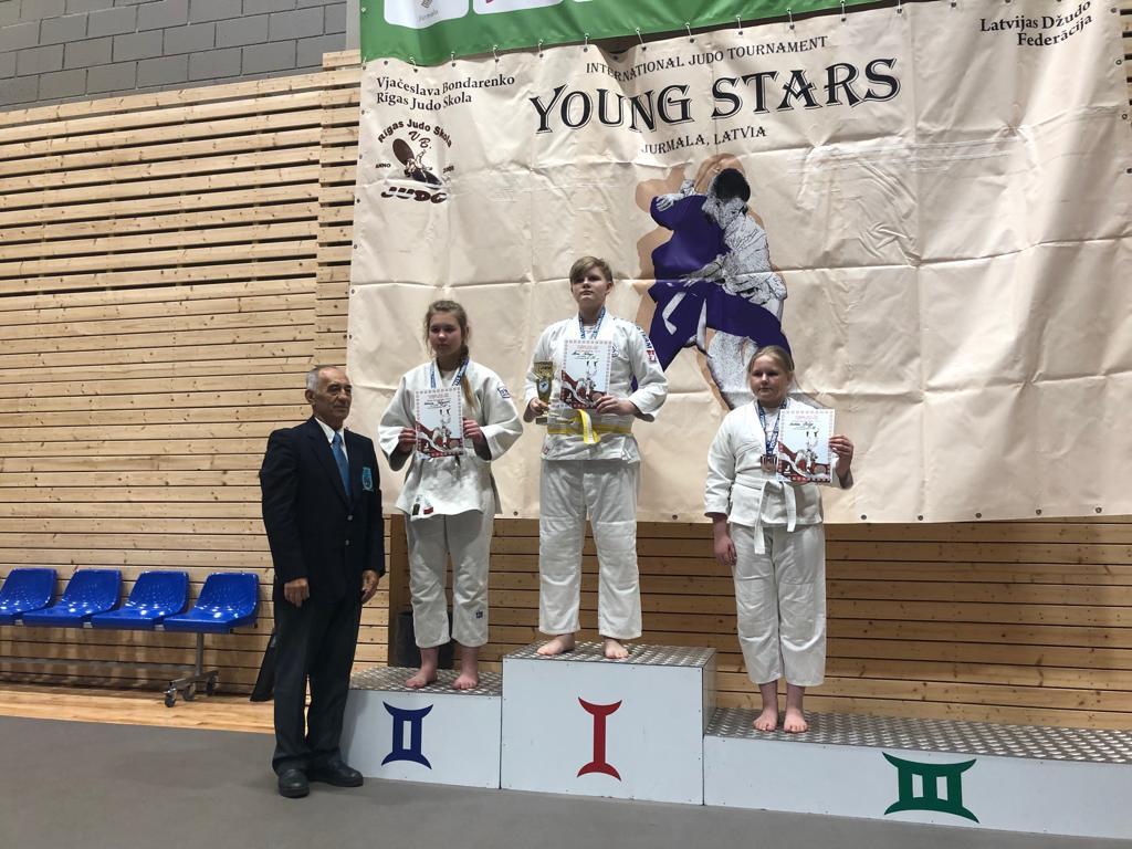 Международный турнир «YOUNG STARS JURMALA 2019»