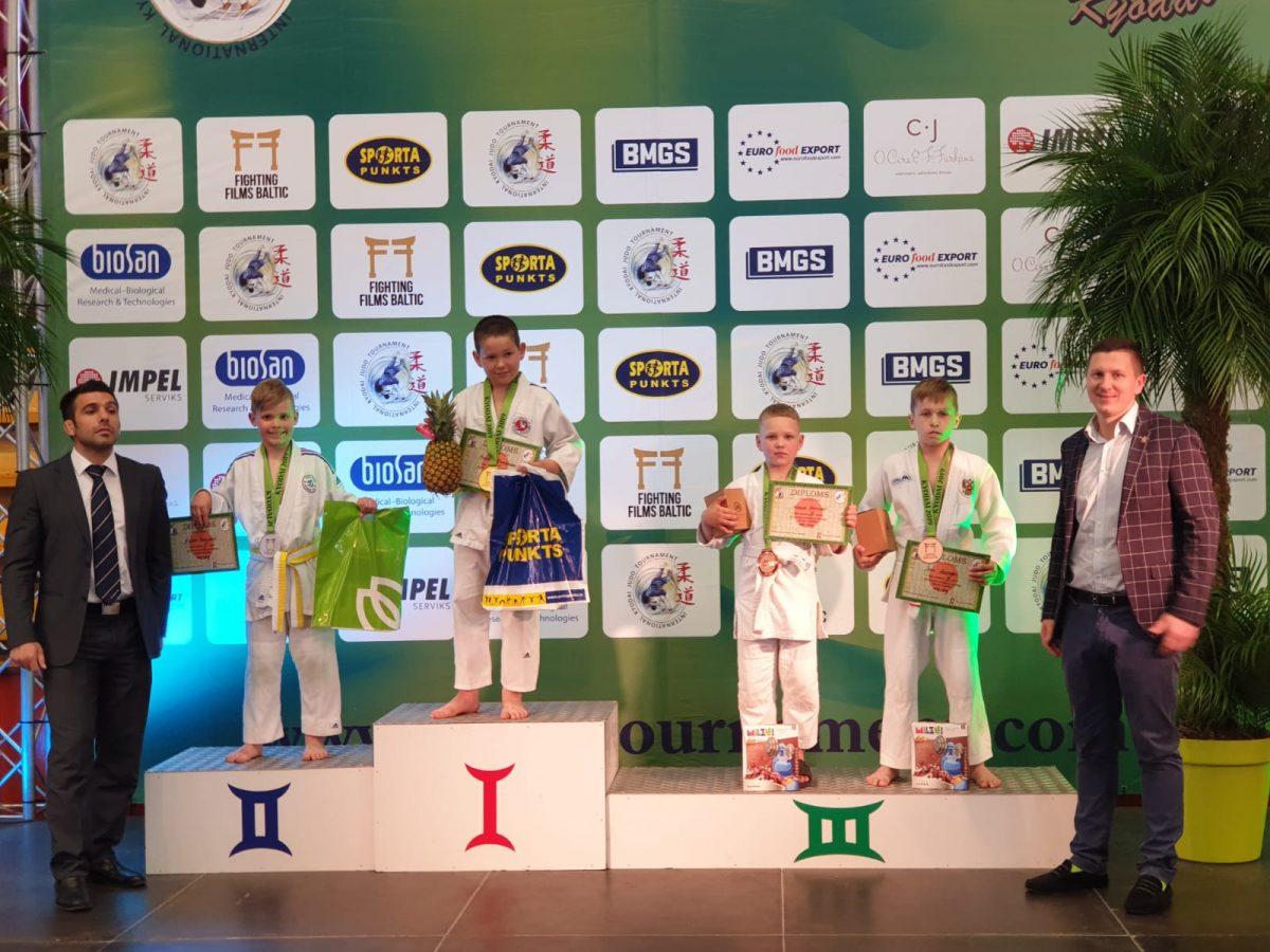 Крупнейший международный дзюдо турнир в Балтийских станах «KYODAI DŽUDO TURNĪRS 2019»